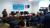Совещание по результатам деятельности за 2015 год Филиала РГП «Госэкспертиза» по Западно-Казахстанской области
