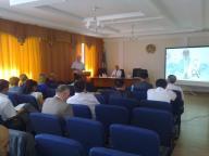«ISO 50001:2011 халықаралық стандартының талаптарына сәйкес энергетикалық менеджменттің жүйесі. Басшылыққа арналған семинар».