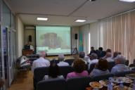 "Honoring the veterans of the branch of RSE ""Statexpertise"" in Almaty"