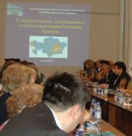 3-4 мая 2012 года в г. Алматы, состоялся двухдневный семинар для инженеров проектных организаций Республики Казахстан и специалистов территориальных подразделений РГП «Госэкспертиза» на тему: «Реформирование ценообразования строительной продукции в РК