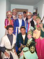 Участие в фестивале «Тілге құрмет-елге құрмет», посвященному Дню языков народов Казастана