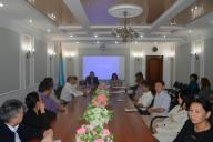 Seminar in the mode of a round table on corruption counteraction