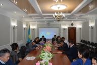 "Discussion of the Resolution of the government of RK №234 ""About the approval of the Plan of measures for 2015 - 2017 on realization of Anti-corruption strategy of the Republic of Kazakhstan for 2015 - 2025 and to counteraction to shadow economy"""