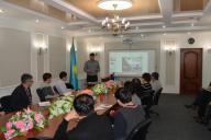 Презентация по применению запорной арматуры и шаровых кранов ТОО «Бемер Арматура»