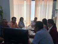12 июня 2018 года состоялось обучение по работе в ЕИСКВЭ с представителями РГУ «Департамент экологии Жамбылской области» и ГУ «Управление природных ресурсов и регулирования природопользования Жамбылской области»