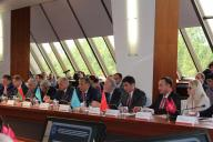 Участие в Международной конференции  «Развитие института строительной экспертизы»