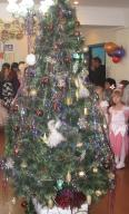 December 24, 2011 on the eve of New Year was held a Christmas party for the children of employees