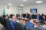 Республиканское совещание РГП «Госэкспертиза» по итогам работы за 2017 год