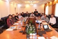 «Ақпараттық қауіпсіздікті басқару жүйесі» тақырыбына семинар
