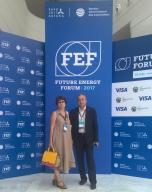 "Сonference ""Energy efficiency in the city. Urban planning, construction and transport ""forum"" Energy of the Future """