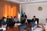 Встреча с представителями антикоррупционной мобильной группы