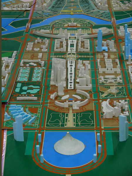 больших городов Казахстана