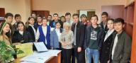 Лекция для учащихся колледжа Болашак