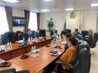 2021 жылғы 1 наурызда «Мемсараптама» РМК басшылығы РФ, Татарстан Республикасы, ТАТНЕФТЬ компаниясының өкілдерімен кездесті.
