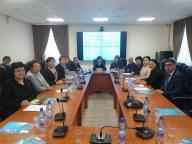 Подведение итогов Общественного объединения «Локальный профсоюз работников РГП «Госэкспертиза»  за 2017 год
