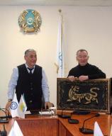 Коллектив РГП «Госэкспертиза» поздравляет с юбилеем Каиргельдинова Еркина Мухаметовича!