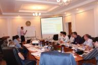 Участие в семинаре на тему «Системы управления информационной безопасностью»
