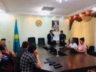 С днем Конституции Республики Казахстан